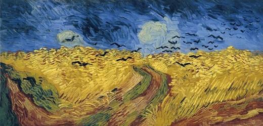 ошибки начинающих художников, Ван Гог