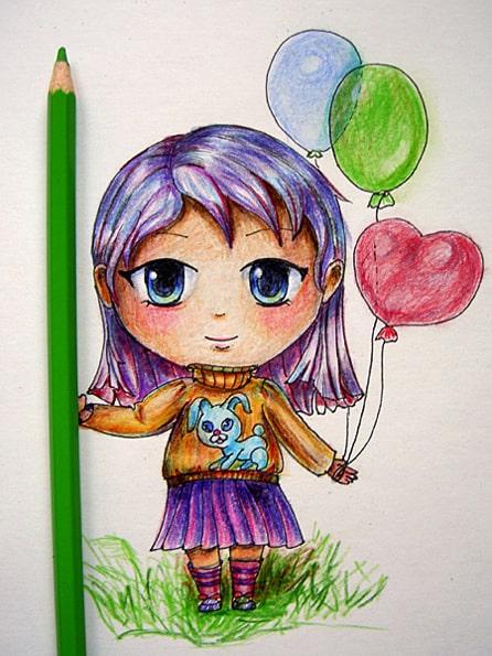Чиби – самые маленькие персонажи в ...: izo-life.ru/mclasses