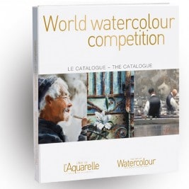 The 1st World Watercolour Competition