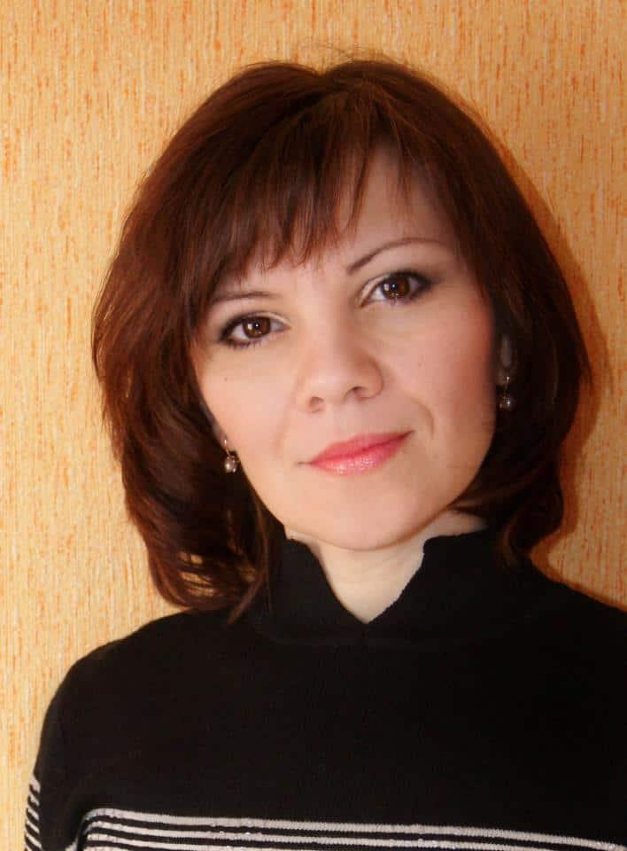 Монотипии Елены Плехановой