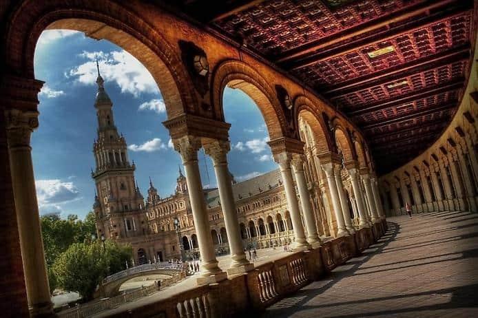 PlazadeEspana.Sevilla