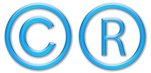 Знак охраны авторского права