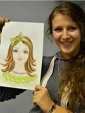 Курс рисования женских портретов, Марина Трушникова