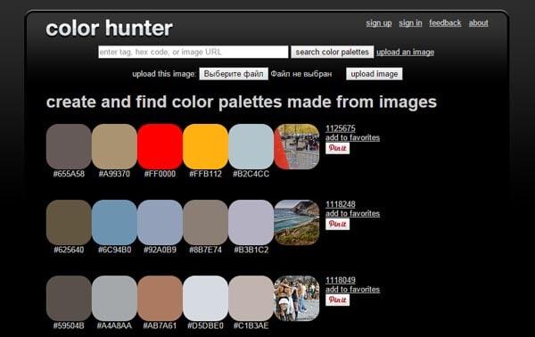 Colorhunter