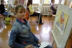 Где учиться рисовать: художественная школа