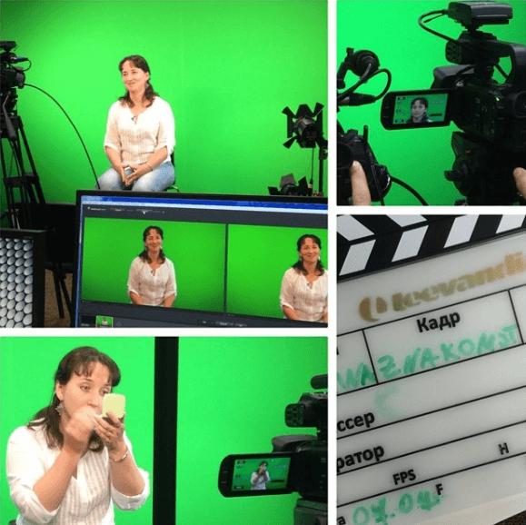 интервью Марины Трушниковой