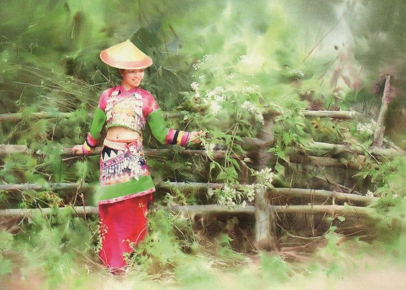 liu yi girl