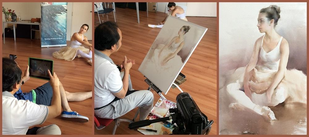 балерины Liu Yi
