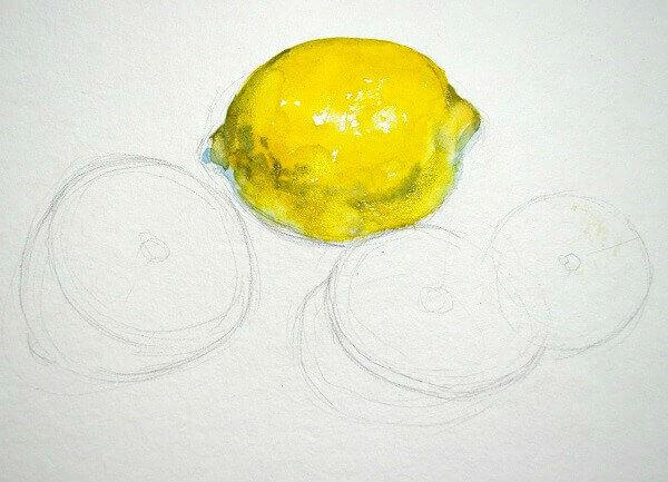 Мастер-класс в картинках: лимоны