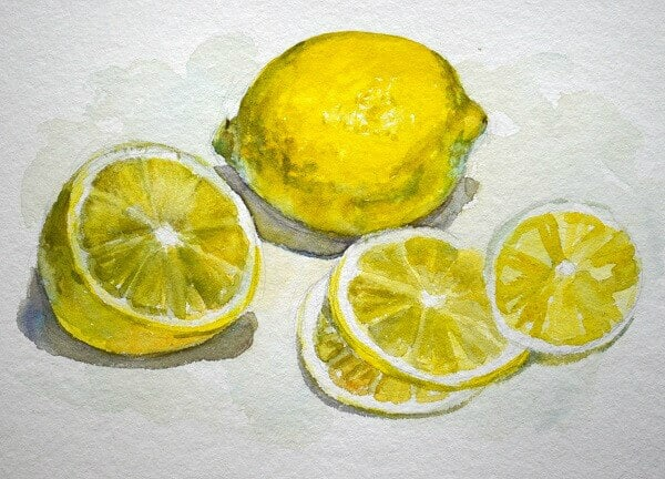 Марина Трушникова, лимоны