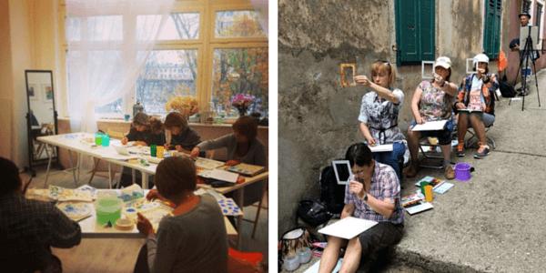 Почему люди рисуют: рисование, как самопознание, самосовершенствование