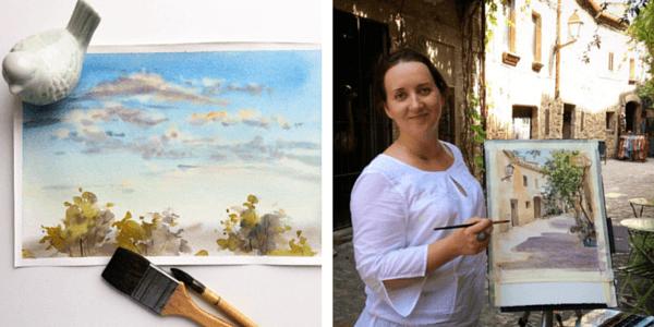 Почему люди рисуют:передача красоты мира