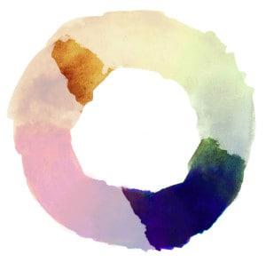 Цветовой круг, цвет, цветоведение