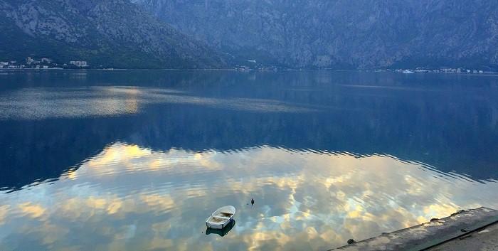 пленэр в Черногории_вид из окна
