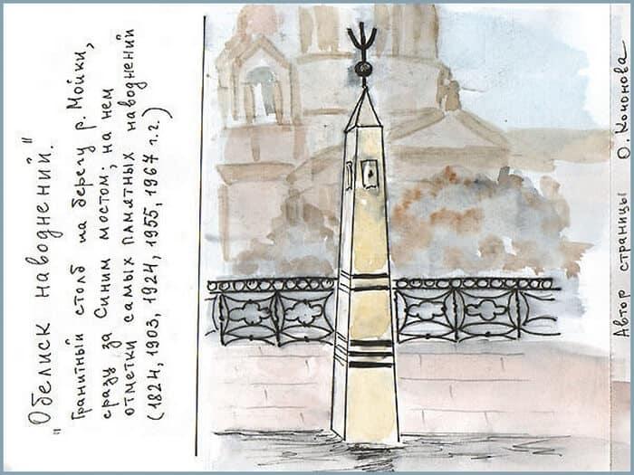 картинки для артбука, Санкт-Петербург