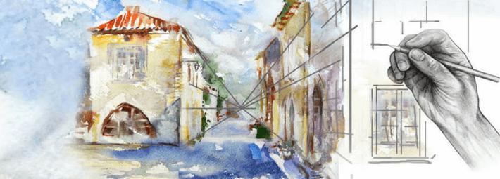 онлайн школа изобразительного искусства Марины Трушниковой