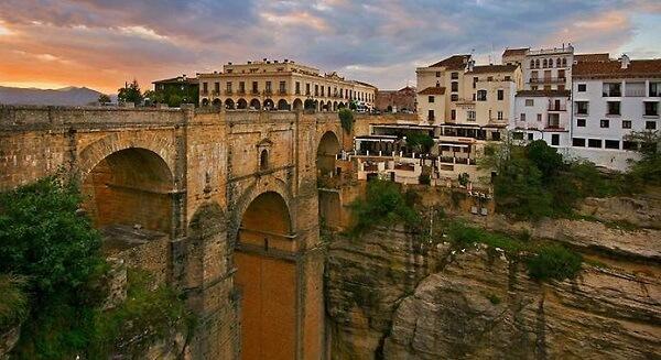 Ронда - испанское наследие ЮНЕСКО