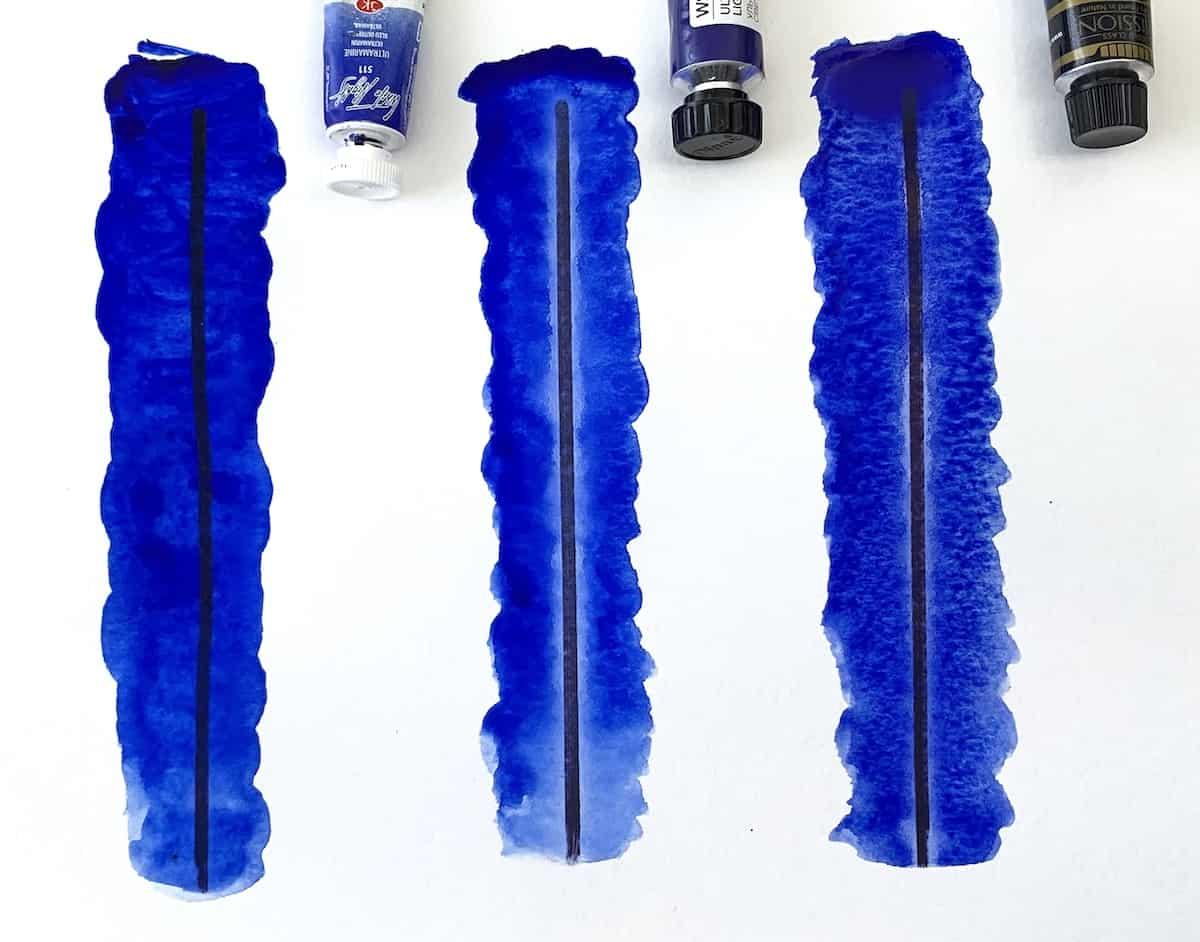 Акварельные краски Pinax