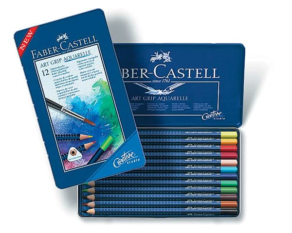 Faber Castell акварельные карандаши