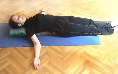 Йога асаны для восстановления сил