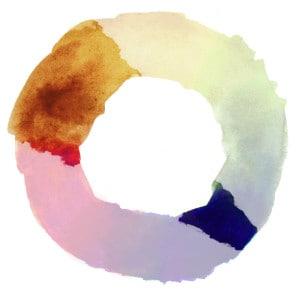 Цветовой круг в цветоведении