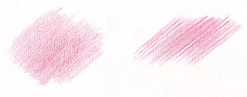 Штриховка цветными карандашами