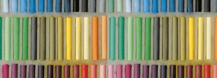 пастель для начинающих