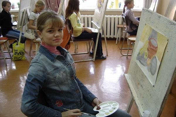 художественные школы