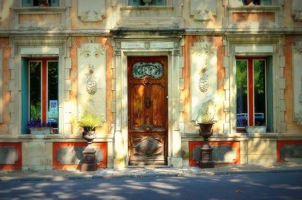 дом роз, Прованс