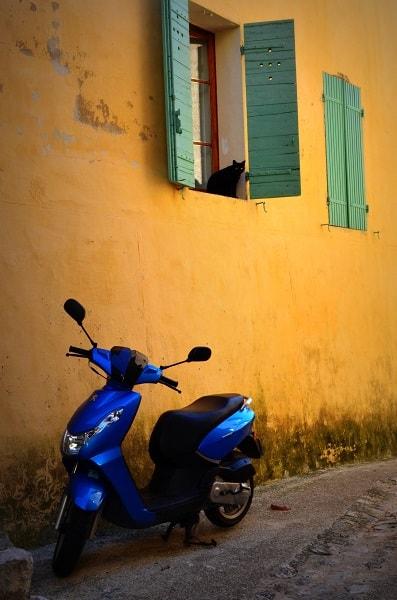 Вантабран, каникулы в Провансе