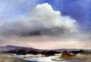 рисование облаков - рекомендации John Lovett