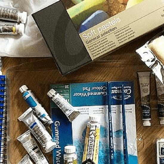 товары для художников, интернет магазины